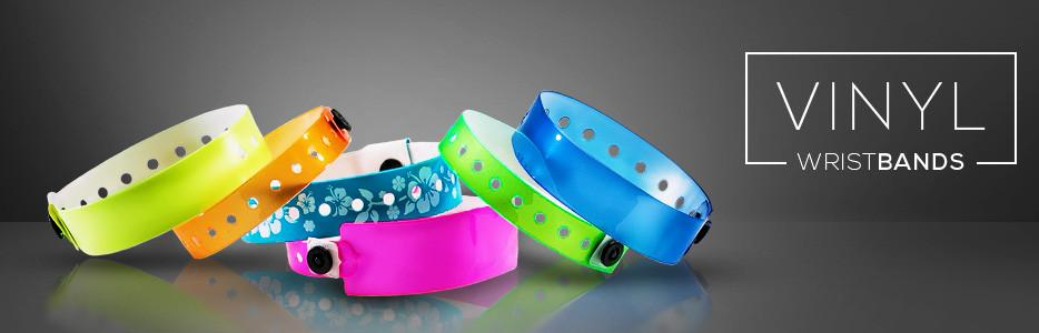 Vinyl Wristbands